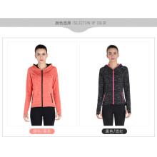 alibaba al por mayor reflexivo correr mujeres jogging chaqueta para niñas