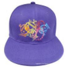 Бейсбольная кепка с плоским пиком New062