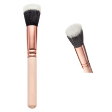 Vegan Duo Fibre Bristles Foundation Brush (F125-R)