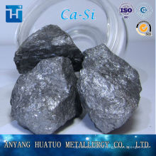 Ca Si Uesd as Deoxidizer for Steel Making