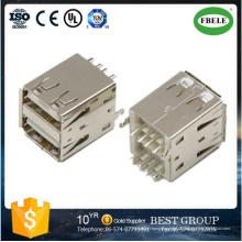 Conector Rj Conector USB Conector USB Duplo
