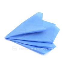 Feuille de papier crêpée pour stérilisation jetable médicale