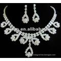 Latest bridal wedding jewelry set (GWJ12-433)