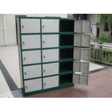 15 Doors Metal Shoes Lockers Manufacturers
