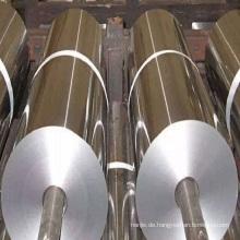 Aluminiumfolie in Jumborolle