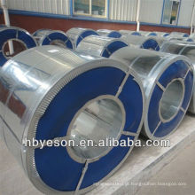 Bobina de aço galvanizado de boa qualidade 0.18mm 0.28mm