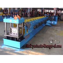 Marco de puerta de acero ruedan formando la máquina de acero que hace la máquina