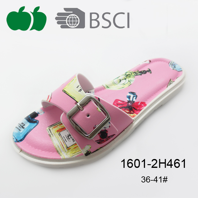 colorful cheap slipper