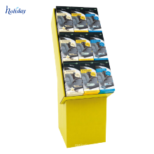 Concise design badminton mobile display stand