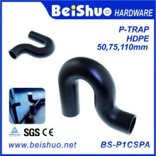 Black Rigid PVC Pipe for Water Supply