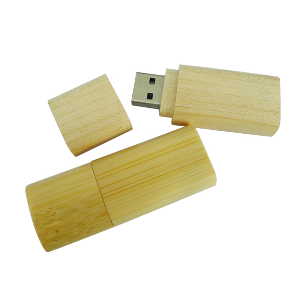 Wood USB 2.0 Flash Drive