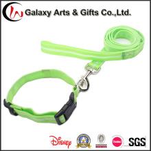 2016 produto inovador LED Dog Leash & Dog Collar de acessórios para cães e produtos para animais de estimação