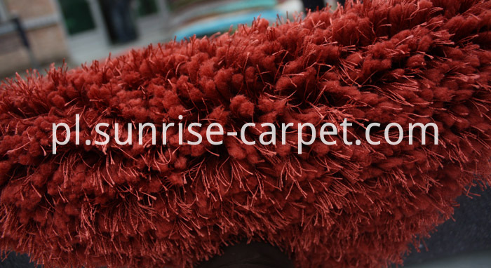 Thick Soft & Silk Mix Shaggy Carpet Rug