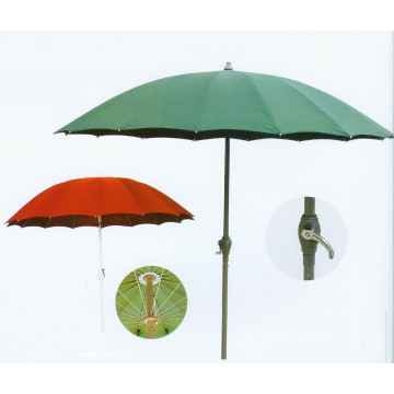 Plain Color Sun Umbrella (BD-42)