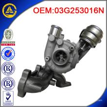 GT1749V 713672-5006S turbocompresseur pour Audi A3
