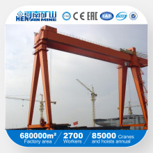 .Mh Type Single Beam Electric Gantry Crane