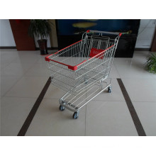 European Shopping Cart Trolley with Good Quality