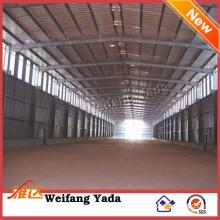Prefabricated Construction Design Low Cost Factory Workshop Steel Building