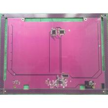 Leading for Gold Fingers PCB urgent 8 layer TG170 purple solder USB Camera board export to Italy Supplier