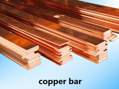 copper bar for continuous extrusion machine