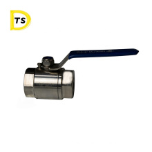 Stable Quality Valve Industrial High Pressure Threaded Ball Valves