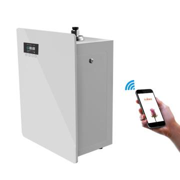 Металлический диффузор для ароматической машины HVAC через приложение для телефона
