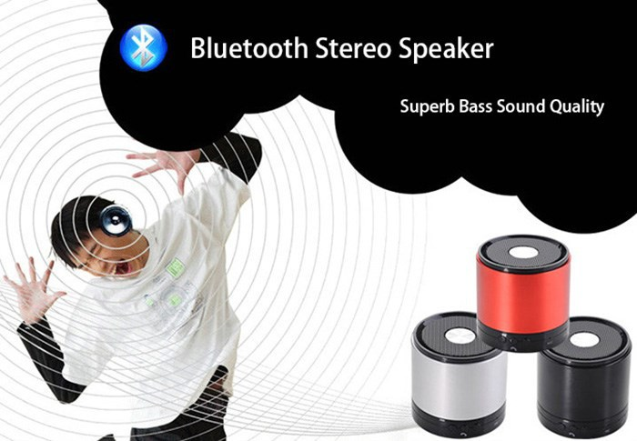 Mini Handsfree Bluetooth Speaker