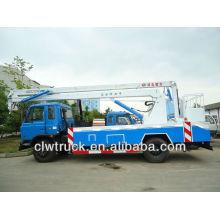 Camión de plataforma de trabajo de 22 m
