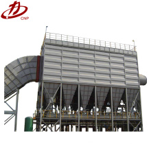 PLC Control Modular Baghouse Power plant Dust Collector