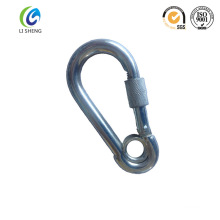Rigging hardware Snap hook with eye and screw