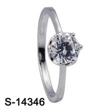 Ювелирные Изделия Стерлингового Серебра 925 Обручальное Кольцо