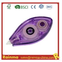 Cinta de corrección de color púrpura para Offce Supply