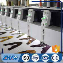 2 cores 15 cabeças tocando máquina de bordar computadorizada fabricada na China