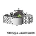 2016 Novo Estilo Relógio De Quartzo, Moda Relógio De Aço Inoxidável Hl-Bg-195