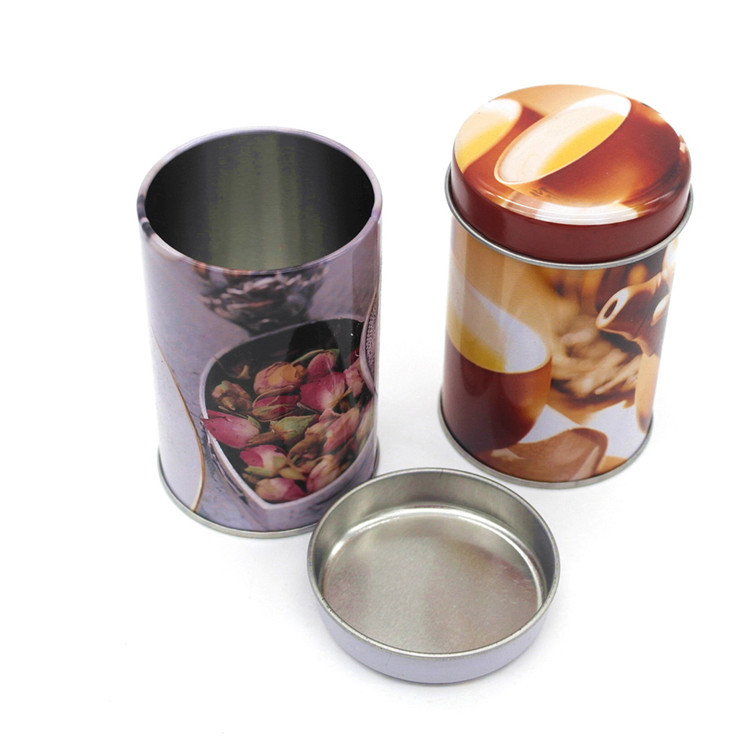 Duftende Tee Verpackung Tinplate Tin Cans
