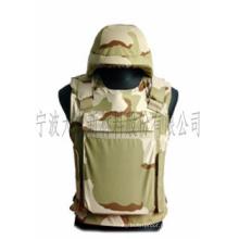 NIJ II NIJ IIIA ballistic vest bulletproof vests body armor DC2-4