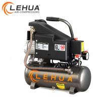Super works 8L mini piston air compressor