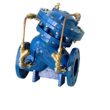 Multifunctional Pump Control Valve (Jd745X)