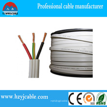 Электрические кабельные аксессуары 6242y Flat Grey Twin & Earth Cable