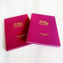 Venta al por mayor Servicio de impresión de libros de tapa dura