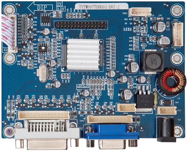Tyg070vw01 Dvi R Dvi Input Controller