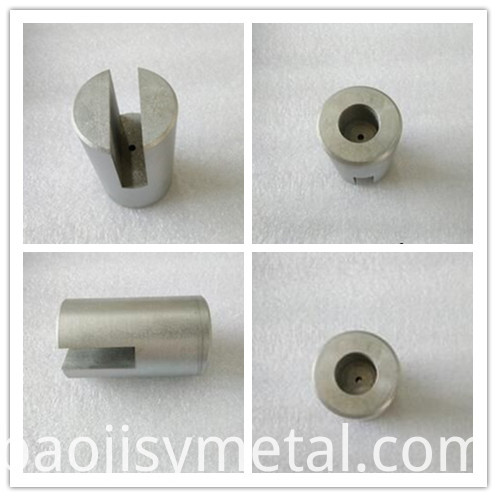 molybdenum supporting