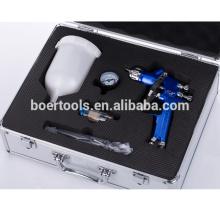 Color Spray Gun TT kit alu case packed