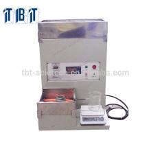 Máquina de teste de permeabilidade de água cerâmica porosa T-BOTA