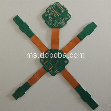 Litar Flex Fleksibel Multilayer PCB Board