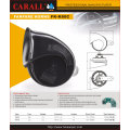Super laut Horn Lautsprecher Sirene Horn Motorrad Horn E-MARK genehmigt