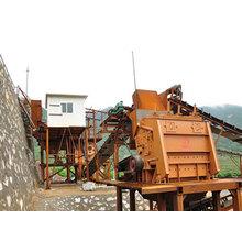 Large capacity mobile stone crusher machine price in South A