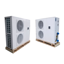 Titanium PVC DC Inverter Swimming Pool Heat Pump