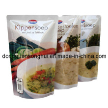 Bolsa de plástico Retort Bag / Retort Packaging Bag for Food