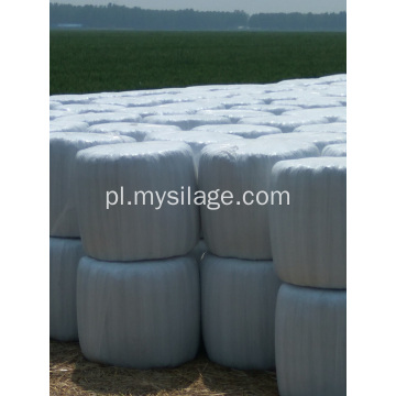 Ensiling Bale Film Width750 White Colour